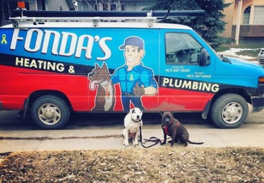 Fondas-Plumbing-and-Heating-Van